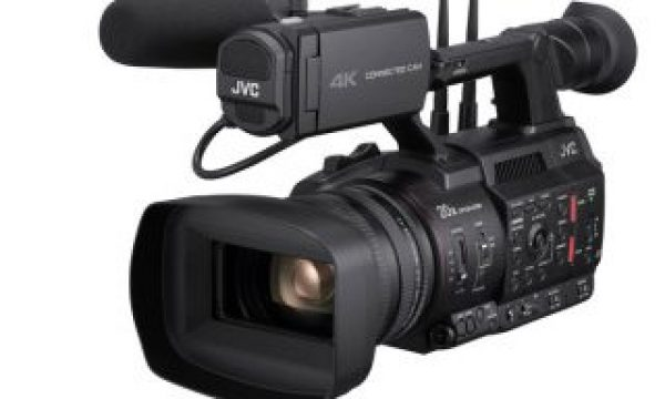 JVC shows CONNECTED CAM STUDIO at CES 2020 and ships new 500 series