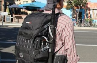 NAB 2019: The K-Tek New Stingray Backpack LE