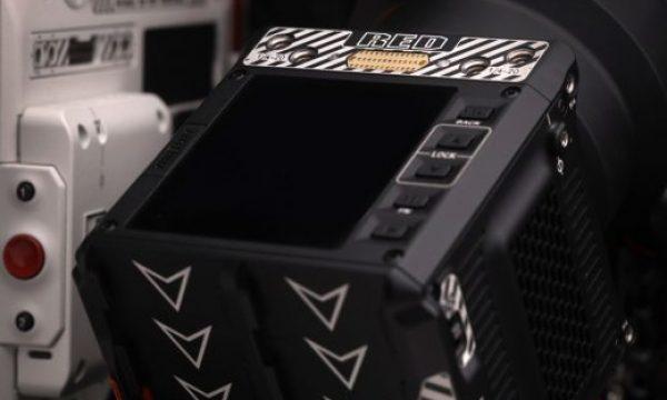 RED and Jarred Land Tease Komodo 6K Sensor Size
