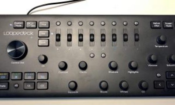 Review: The Loupedeck+ control surface and its Adobe Premiere Pro integration