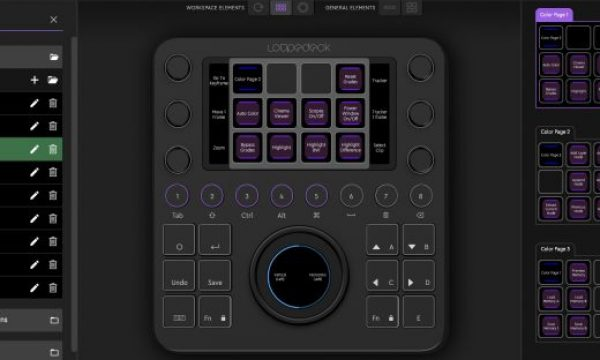 Loupedeck CT adds support for DaVinci Resolve and other applications