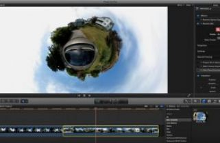 360VR in Final Cut Pro X Part 2