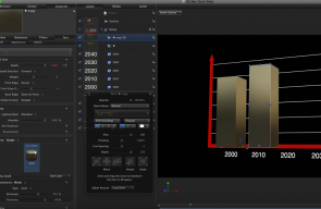 Creating 3D Animated Bar Charts in Motion