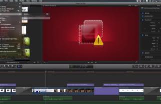 Locating missing FX in Final Cut Pro X