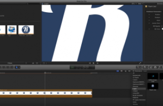 Working with vector graphics in Final Cut Pro X
