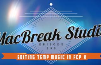 Editing Temp Music in Final Cut Pro X
