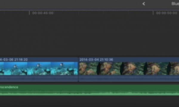 Creating Moveable Markers in Final Cut Pro X