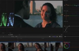 Creating Color Contrast Looks in Final Cut Pro X