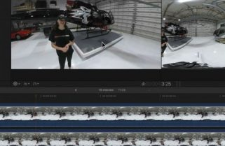 Removing People from 360 Videos in Final Cut Pro X