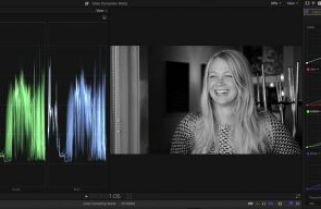 Creating Custom Black & White Effects in Final Cut Pro X