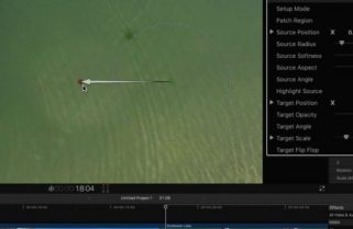 Removing a Drone Shadow in Final Cut Pro X