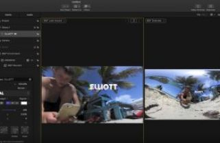 Working with 360 Videos in Motion