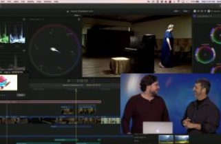 Auditioning Scene Looks in Final Cut Pro X