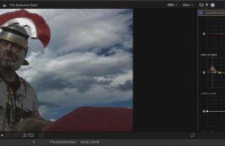 Replacing a Sky in Final Cut Pro X