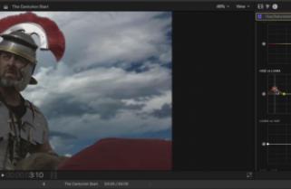 Replacing a Sky in Final Cut Pro X