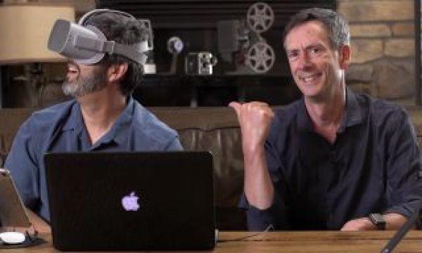 Using the Oculus Go