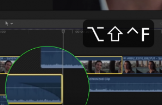 """Mouseless"" Dynamic Trimming in Final Cut Pro X"