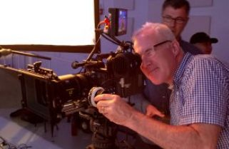 THE ARRI ALEXA LF and Leica M0.8 Prime lenses In Nashville
