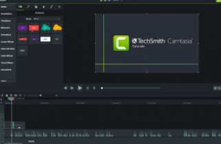 REVIEW – CAMTASIA STUDIO 2018 from TECHSMITH