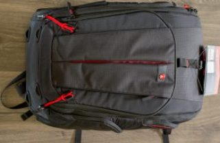 Manfrotto Pro Light Cinematic Camera Bags Review: Balance and Expand