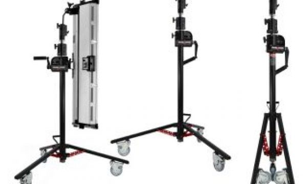 MSE Panel Stand: a practical crank stand for video and photography