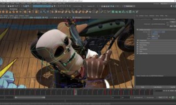 Learn Maya in 30 minutes, for free