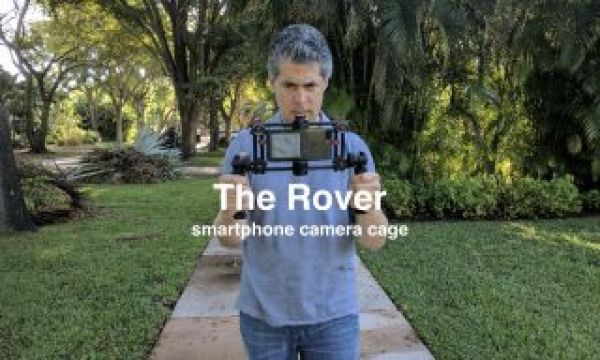 Rover: a higher priced iOgrapher/Padcaster type device