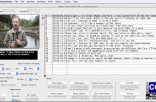 Review: MovieCaptioner for Mac creates all type of subtitles and closed captions