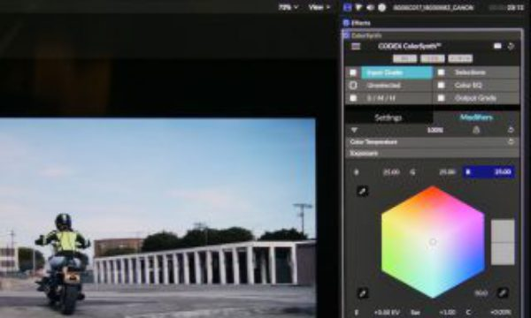 NAB 2018: Codex ColorSynth for FCPX