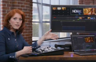 NewTek's NDI graduates to a recording códec & already works with Adobe CC
