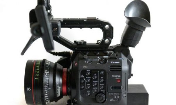 A Quick Look At The New Canon C500 Mark II Full-Frame Camera
