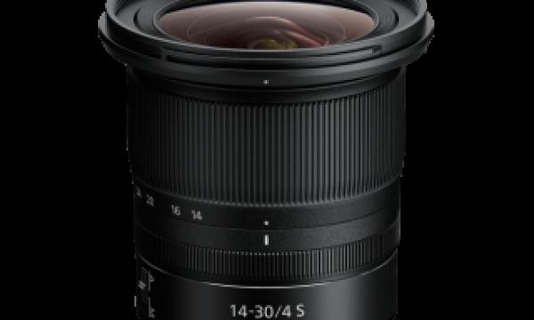 Nikon Announces New 14-30mm F4 For Z-Mount Mirrorless Lens