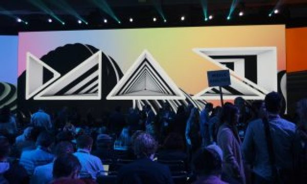 Day 1 from Adobe MAX 2019