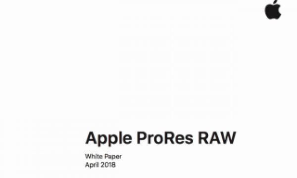 ProRes RAW, FCPX, and Atomos recorders