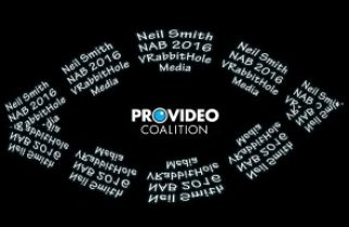 NAB 360º Video Report #1 – Bill Roberts, Adobe Professional Video