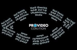 NAB 360º Video Report #2 – Ted Schilowitz at the SuperMeet!