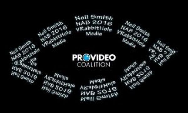 NAB 360º Video Report #1 – Bill Roberts, Adobe Professional Video