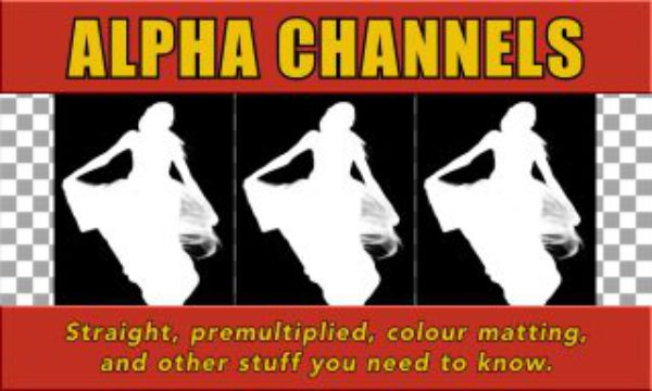Alpha Channels: The good, the bad & the ugly