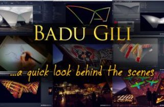 Badu Gili – Behind the scenes