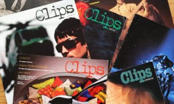 """Some clips from Quantel's """"Clips"""""""
