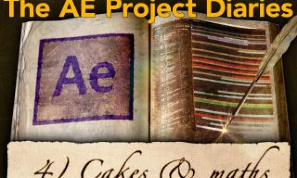 AE Project Diary: 4) Mixing up a cake with maths