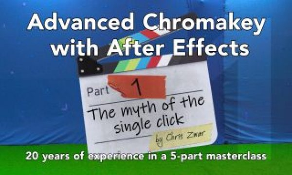 Advanced keying with After Effects: Part 1