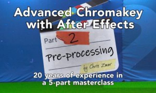 Advanced keying with After Effects: Part 2