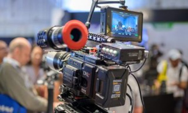 Cine Gear: Panavision DXL-M. Smaller and Lighter 8K Camera