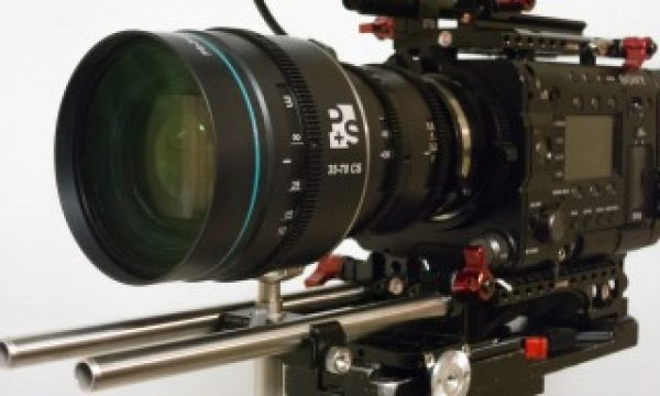 P + S Technik's 1.5x 35-70mm Anamorphic Zoom