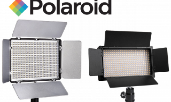 Product Review: Polaroid small portable LED production light panels