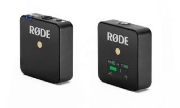 RØDE launches smallest cordless microphone system: Wireless GO