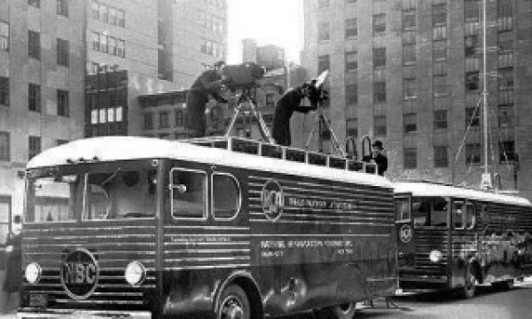 Remote Broadcasts: Television's Traveling Roadshow