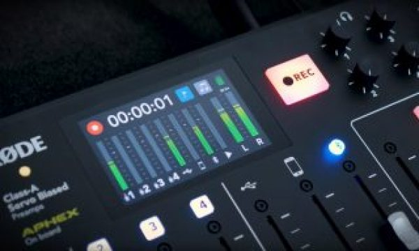 RØDECaster adds 25+ new features with free 2.0 update