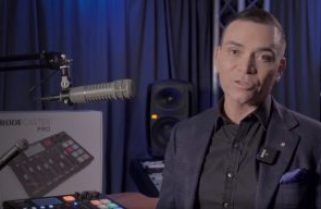 RØDECaster honors iconic RE20 mic with a preset